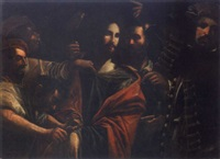 l'arrestation du christ by alonzo rodriguez