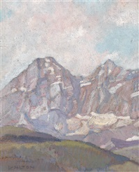 ein bergmassiv by lois alton