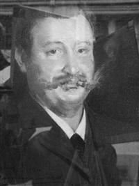 portrait d'homme by francois-maurice lard