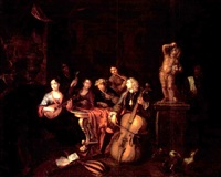 the concert by maximilian blommaerdt