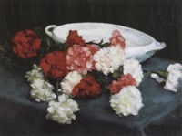 carnations by p. w. muncy
