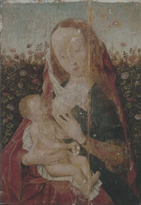 the virgin and child by flemish school-bruges (15)