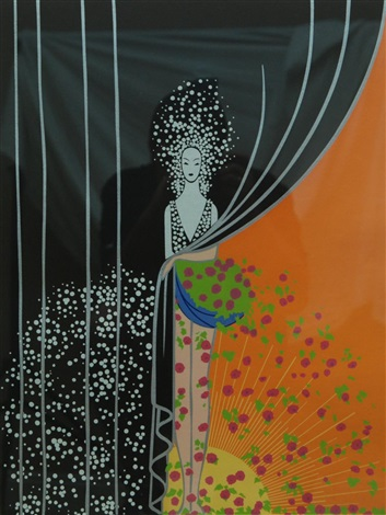 printemps by erté