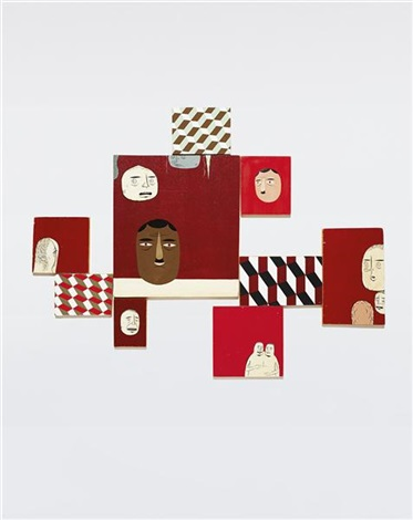 untitled (in 9 parts) by barry mcgee