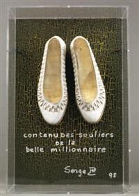 contenu des souliers de la belle millionnaire by serge oldenburg iii