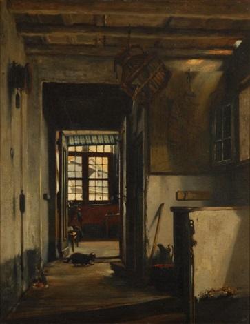 intérieur by jean baptiste van moer