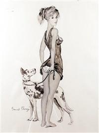 adrien, tout le monde regarde mon chien! by bernard charoy