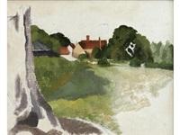 essex farmhouse by john northcote nash
