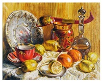 golden composition by viktor babochiev