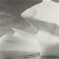 iceberg no.8, disko bay, greenland by lynn davis