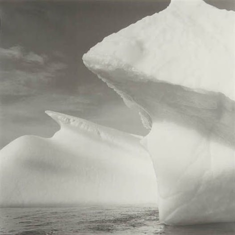 iceberg no8 disko bay greenland by lynn davis