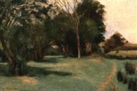 the bush glade by thomas (tom) humphrey