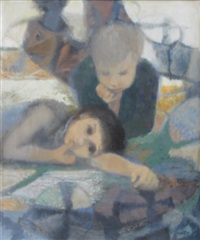 children by martyl schweig langsdorf