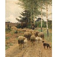 the return home by frans van leemputten