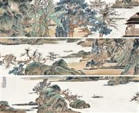 山水 by ji chunyang