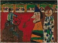 zirkus by arnold fiedler