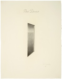 untitled (the door) by peter lodato