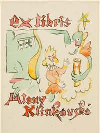 přepěkné čtení o jasnovidném wavřincovi (erbauliche lektüre über den hellsichtigen laurentius) (bk w/23 works) by josef vachal