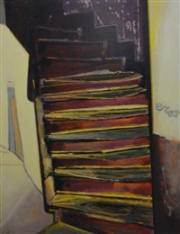 l'escalier by edgard naccache