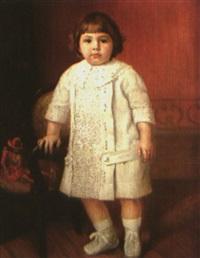portrait de jeune garçon by stephane leroy