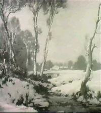 by the stream by edwin harold glasbey