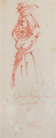 figura by renato guttuso