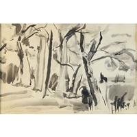 trees by tevfika altinova