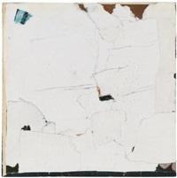 white album by mark bradford