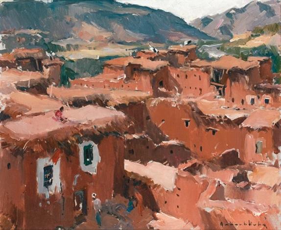 casbahs du sud marocain by paul jean anderbouhr