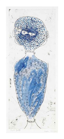 i see you by louise bourgeois