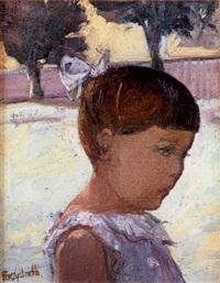 niña a contraluz by cristina perez gabrielli