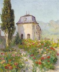 le beau jardin by jeanne lauvernay-petitjean