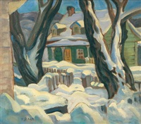 baie st. paul, p.q. by kathleen daly pepper