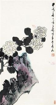 花鸟 by xu zihe