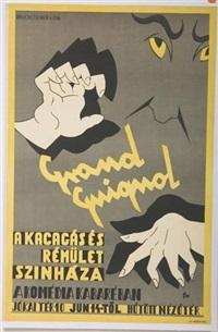 grand guignol by tibor meszoly