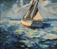 sailing by frederick lester sexton
