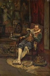 la lectura by maximo juderias caballero