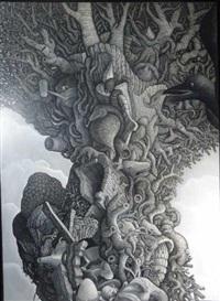 les guetteurs de l'arbre creux by françois monchatre