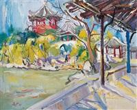 zhuo zheng garden by xu zhiguang
