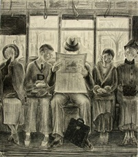 subway ride by g. ralph smith