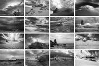 project 'apocalypse in art' (16 works) by vitaliy and elena vasilieva