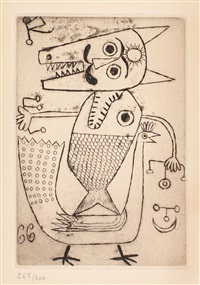 azoth by victor brauner