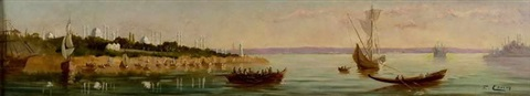 i̇stanbul by emile coulon