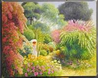 jardin extrordinaire by louis fabien