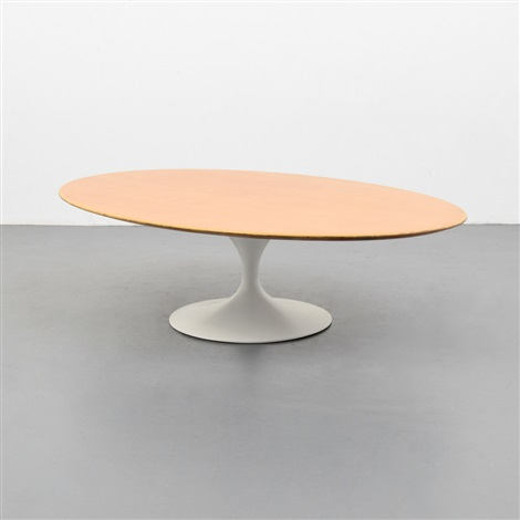 Eero Saarinen Coffee Table By Eero Saarinen