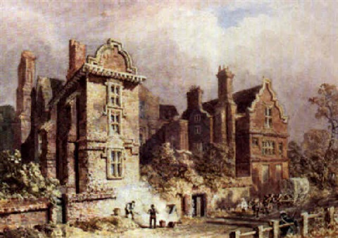 The Restoration House, Rochester, Kent By George Pyne