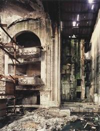 abandoned theater, calle san jose, havana vieja, no. 1 by robert polidori