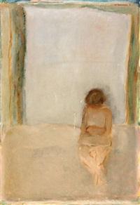girl in the window by jan rauchwerger