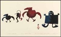 pot spirits by sheouak petaulassie