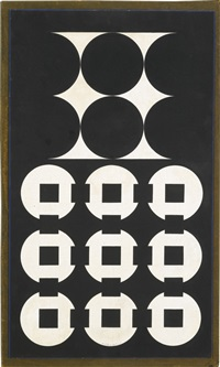 canopus i by victor vasarely